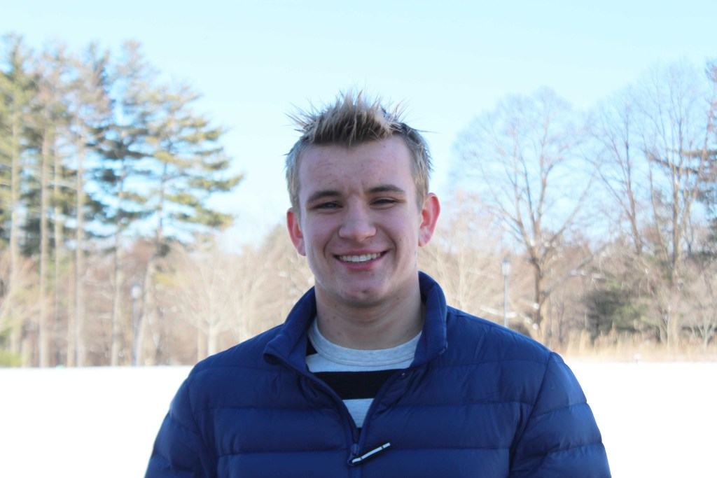 """A Former #1 Canadian Swimmer, Captain Neil Simpson '19 is """"The Ultimate Team Player"""""""