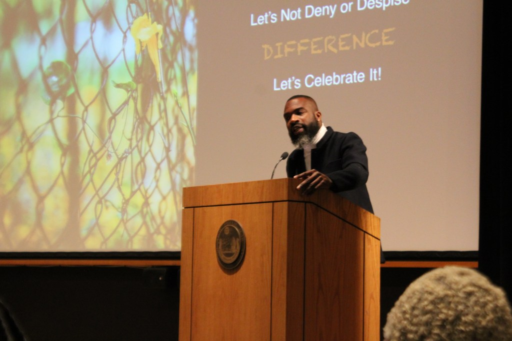 """Let's Not Deny or Despise Difference"": Black Arts Keynote Speaker Darnell Moore Highlights Radical Love"