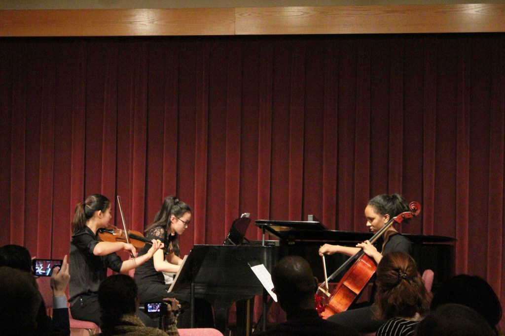 Academy Chamber Music Society Concert Highlights the Beauty and Fun of Classical Music