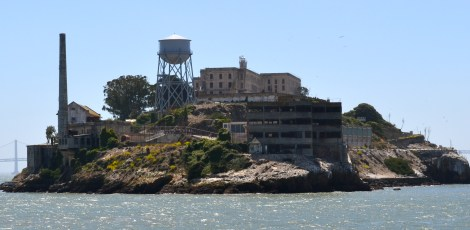 Alcatraz Behind