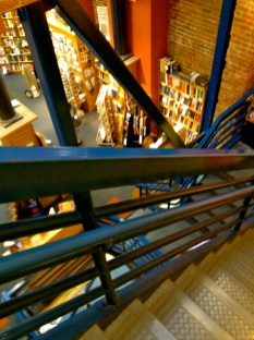Bookstore Stairs