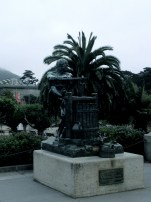Statue in the Golden Gate Park