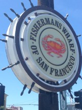 Welcome to Fisherman's Wharf!