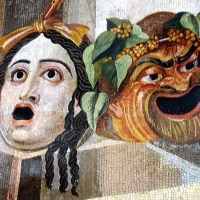 Ancient laughter: Aristophanes