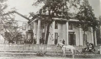 Old North Mississippi Hospital (1948)
