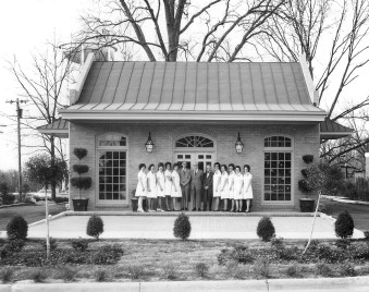 Merchant and Farmer's Bank (Opening Day)