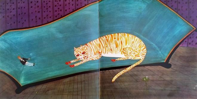 il grande gatto sabine