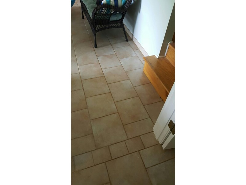 Childers travertine tile
