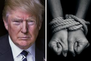 Donald Trump and Human Trafficking