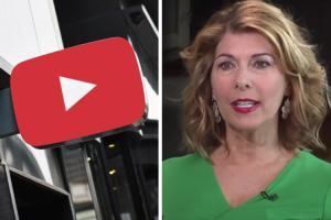 Sharyl Attkisson and the YouTube logo