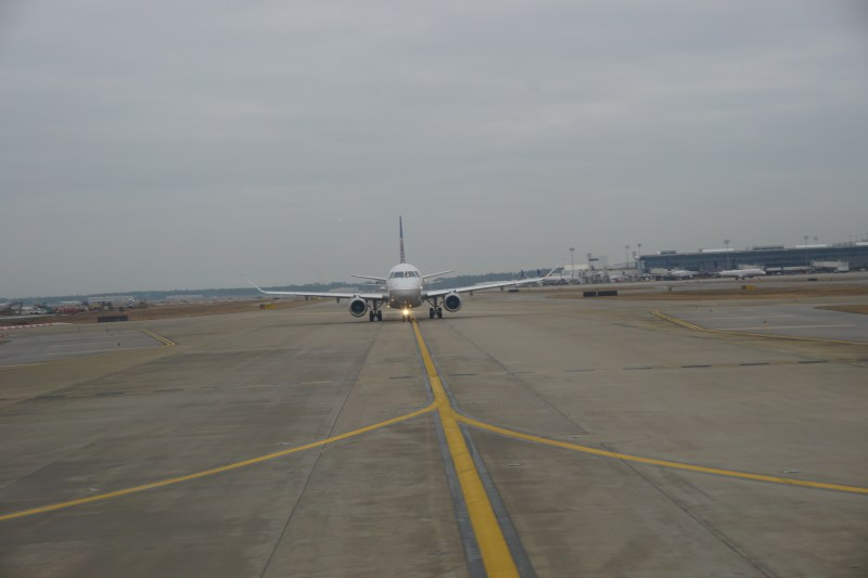 United Airlines CRJ-700 Nashville