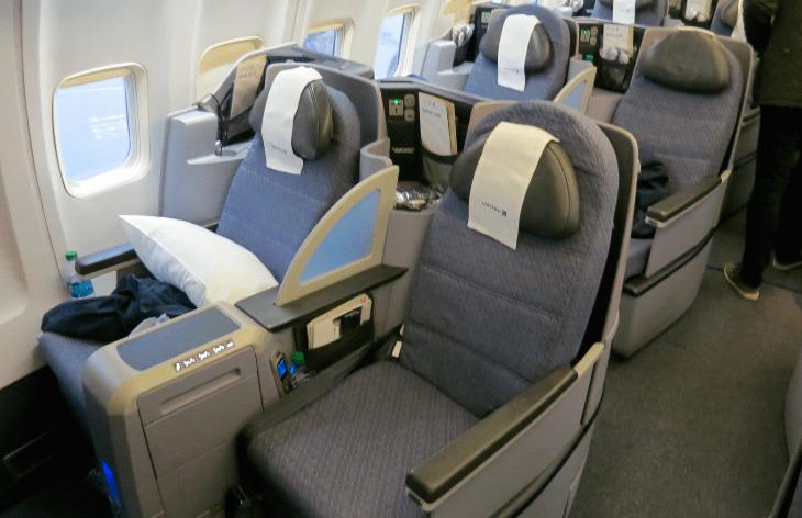 757-200 Business Class