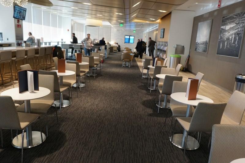 United Club - Logan International Airport,Terminal B