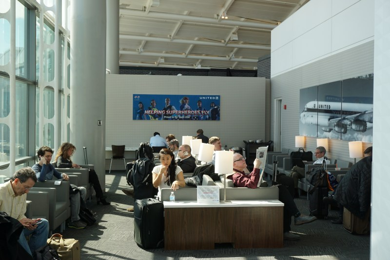 United Club - Newark - Terminal C