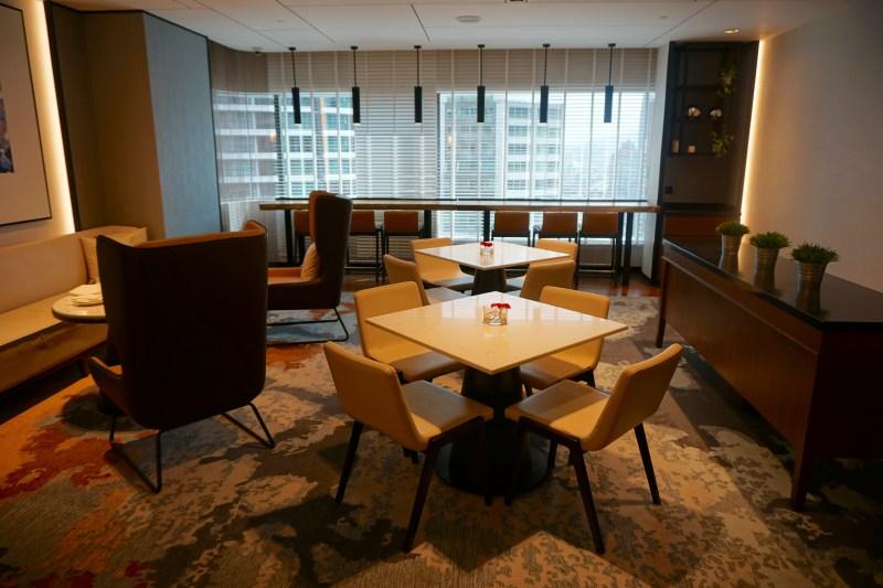 Renaissance Hotel Kuala Lumpur Executive Lounge