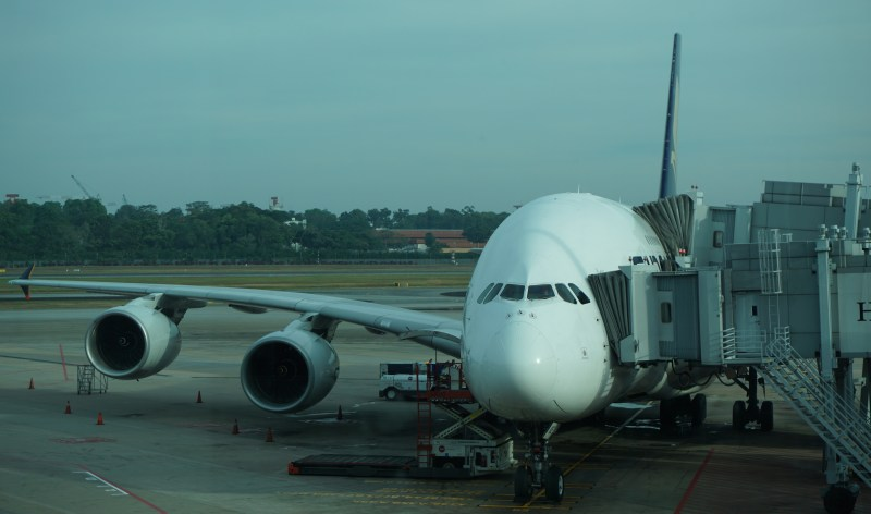 Singapore Airlines A380-800