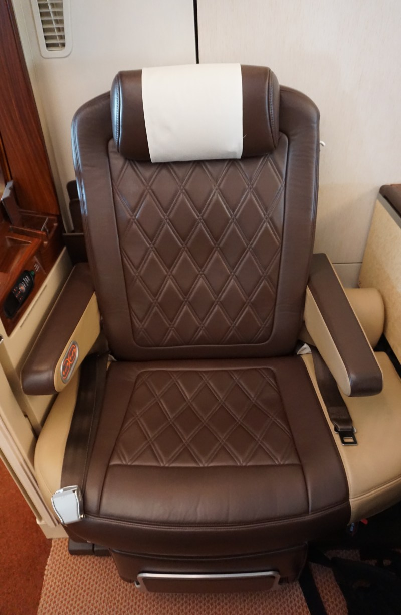 Singapore Airlines A380-800 Suites Class