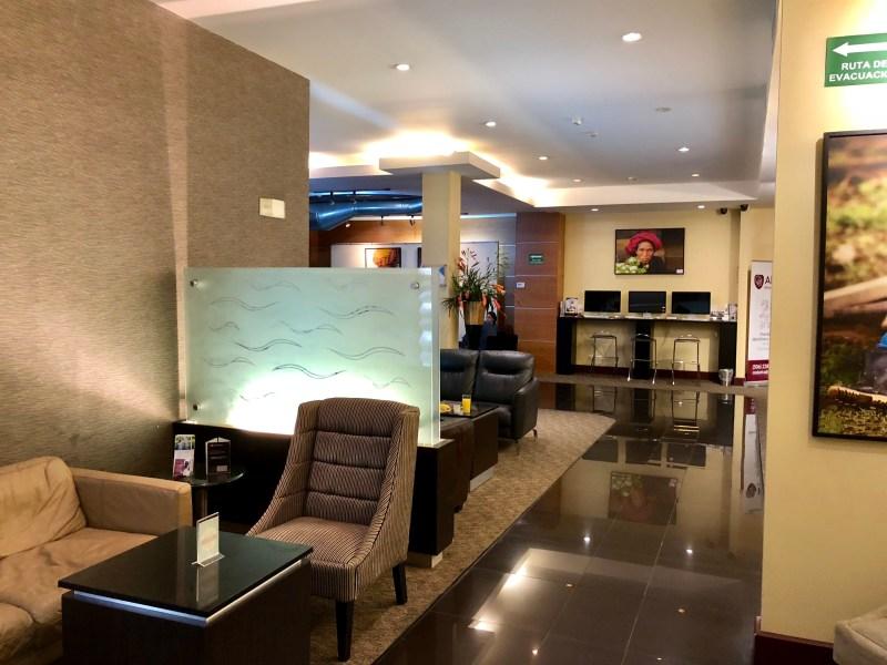 The VIP Lounge Costa Rica