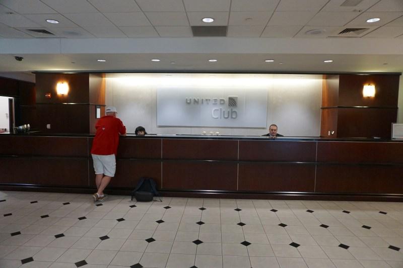 United Club - Bush International Airport Terminal E