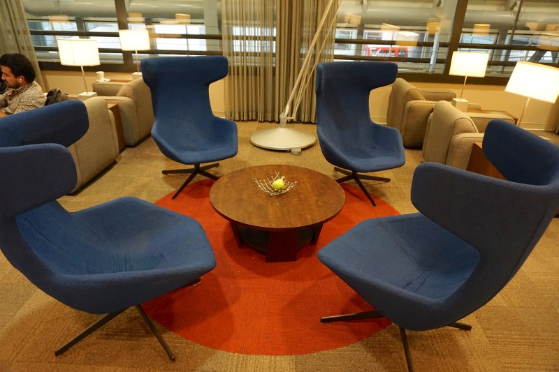KLM Royal Crown Lounge