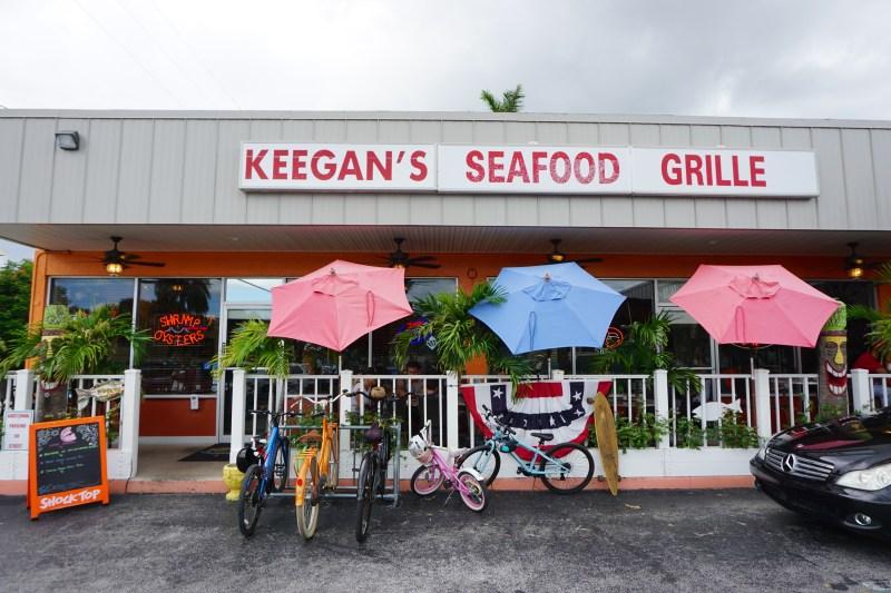 Keegan's Seafood Grille