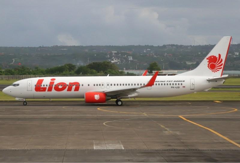 Lion Air 737-800