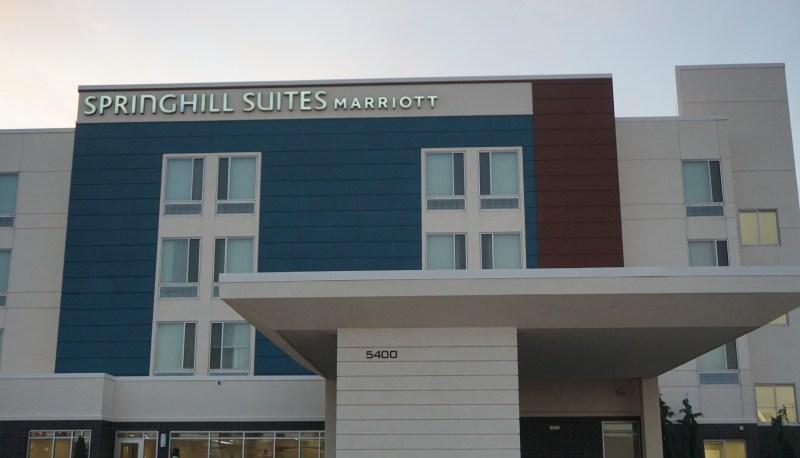 Springhill Suites Del City
