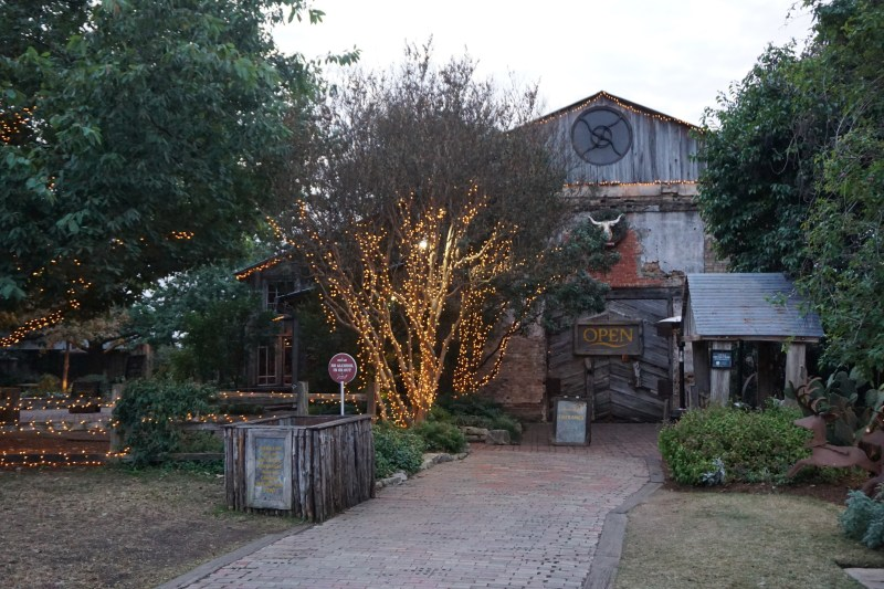 Gristmill River restaurant
