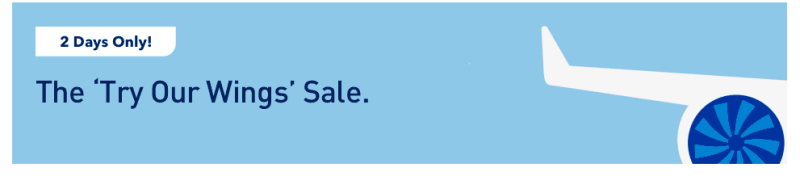 Jet Blue Fare Sale