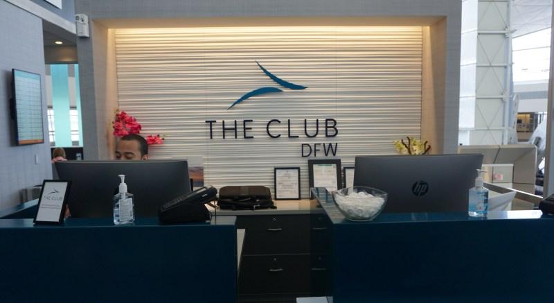 The Club Dallas/Fort Worth International Airport