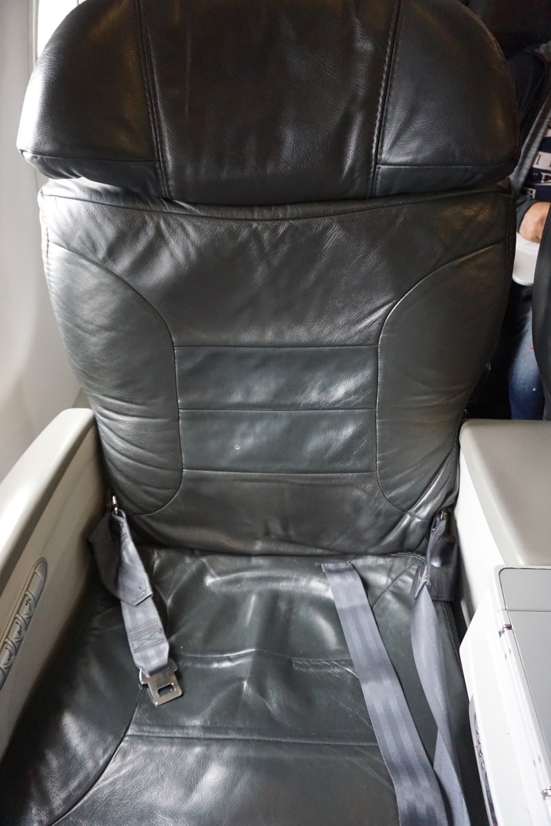 Avianca Airlines (A320) Business Class