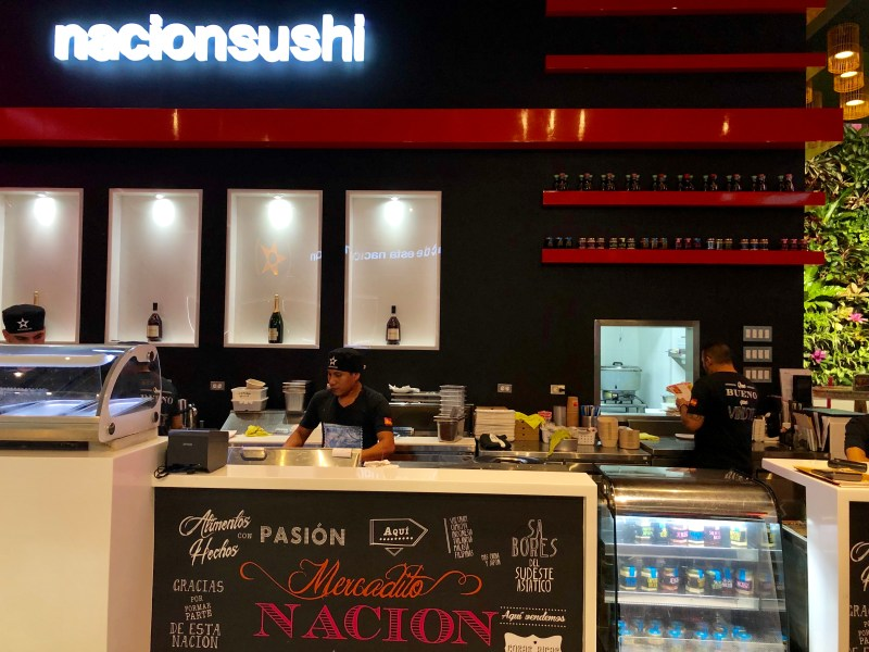 Nation Sushi - Panama