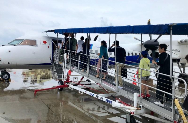 ANA Bombardier Dash 8