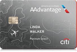 Citi AA Platinum Select Card