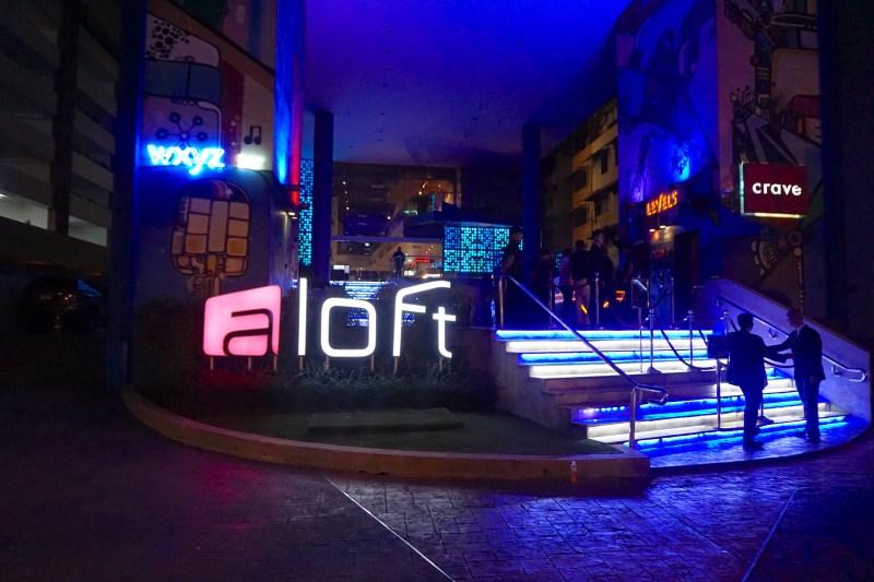 Aloft Hotel Bangkok