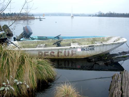Lake Washington - 3/1/2009