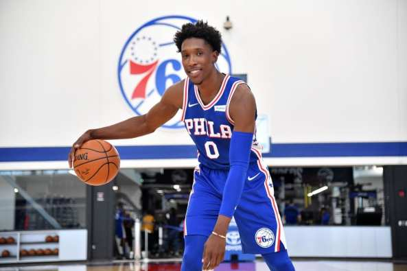 Josh Richardson as a Sixer