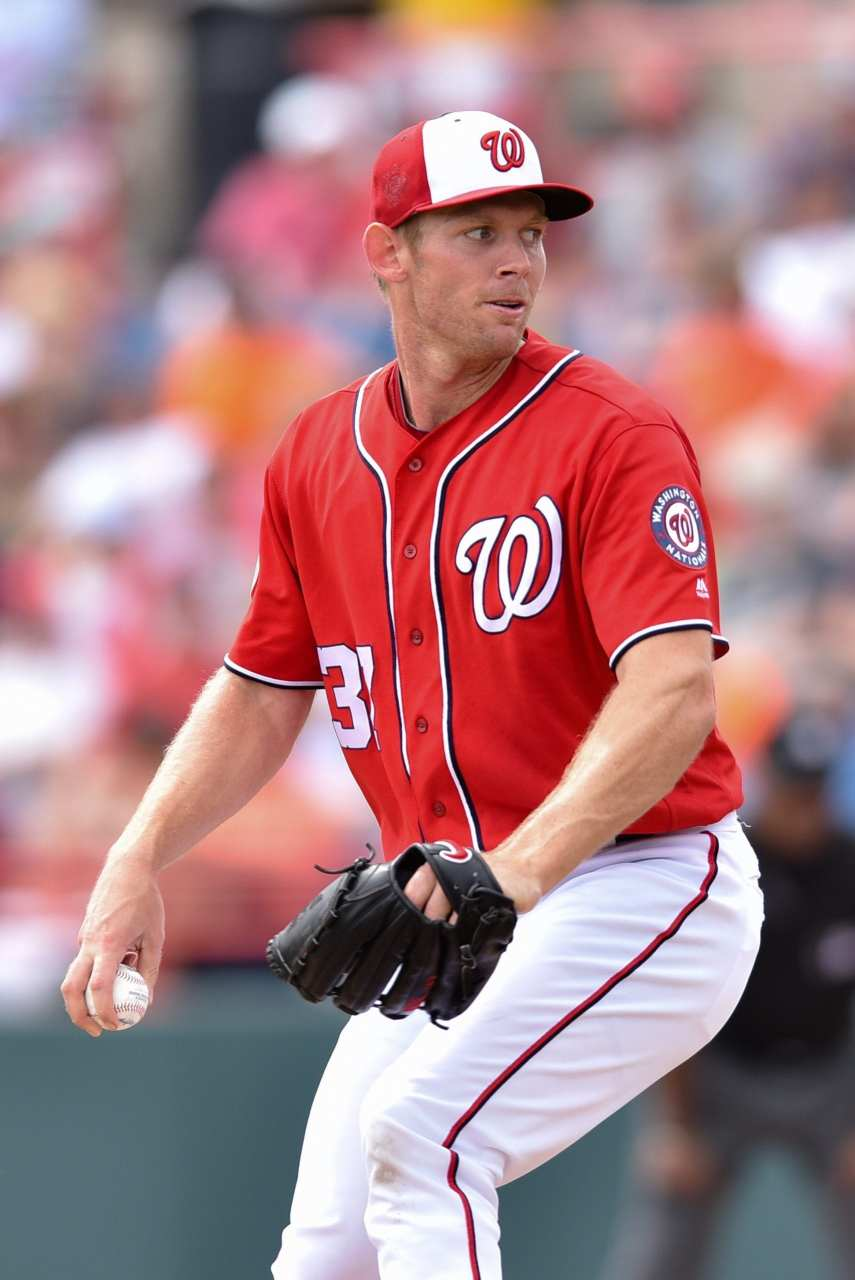 Will Stephen Strasburg of the Washington Nationals pitching staff lead them to an NL pennant