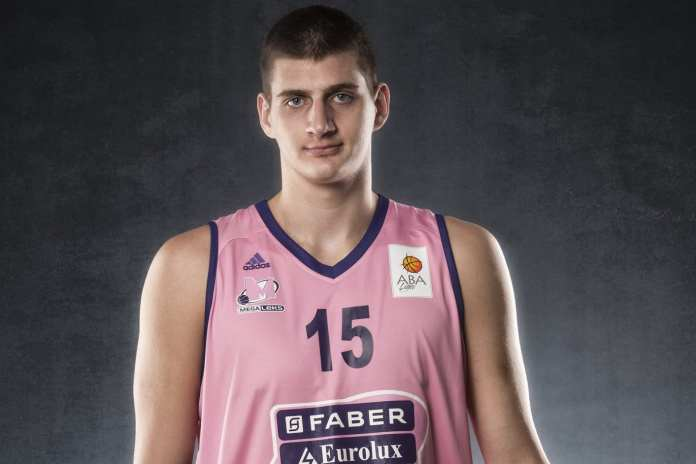 Nikola Jokic passing was evident before coming to the NBA