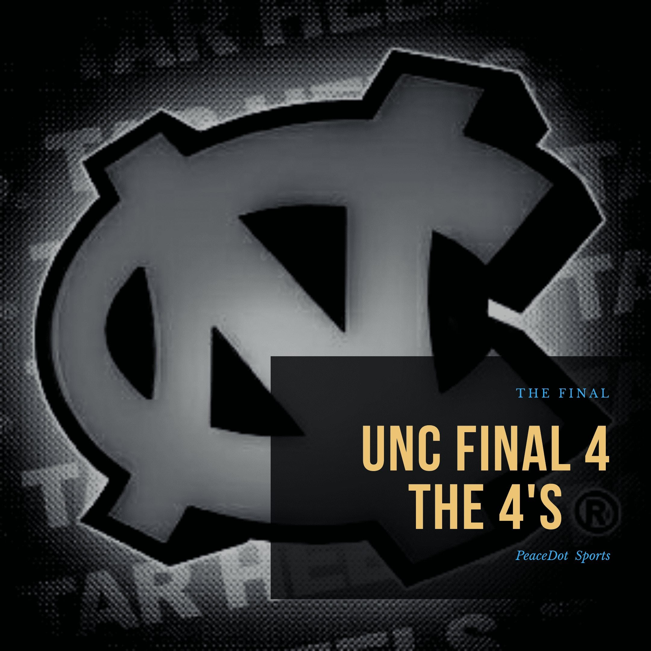 PeaceDot Sports Presents          UNC Final 4: The 4 Finals via @PhillyWhat
