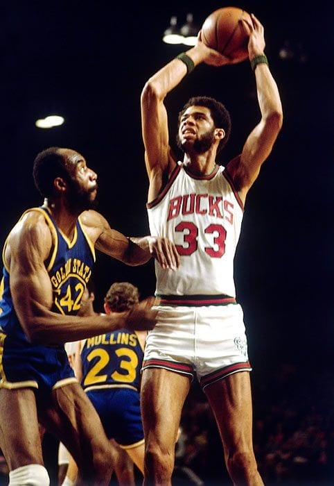 Jabbar was one of the greatest players in the history of the NBA