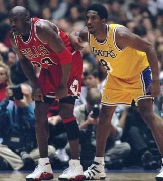 Kobe and Michael Jordan, Kobe Bryant was like Mike with his teammates