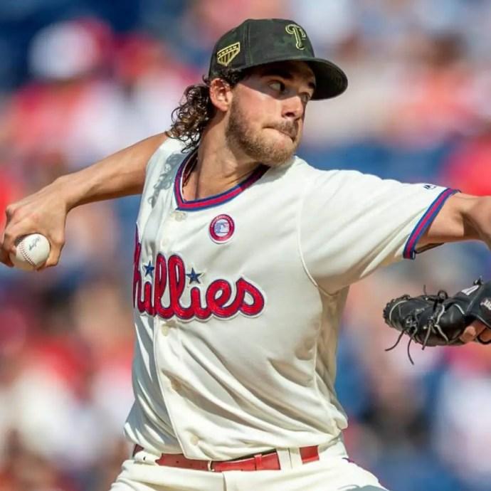 Phillies ace Aaron Nola