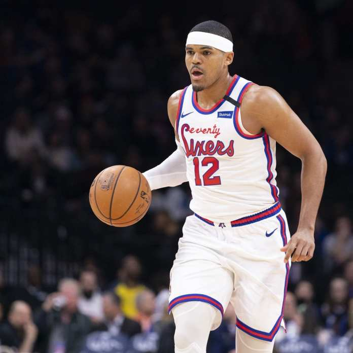 Elton Brand brought Tobias Harris to the Sixers