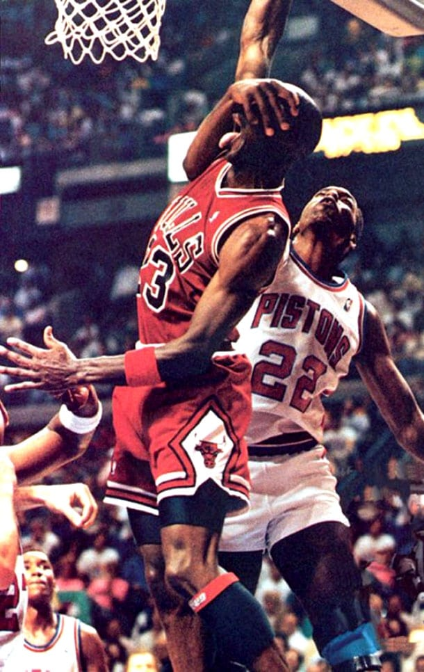 Could Michael Jordan & Bulls have won more rings? via @PhillyWhat
