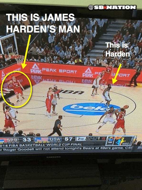 The Sixers shouldn't trade Ben Simmons for James Harden because of defense alone.