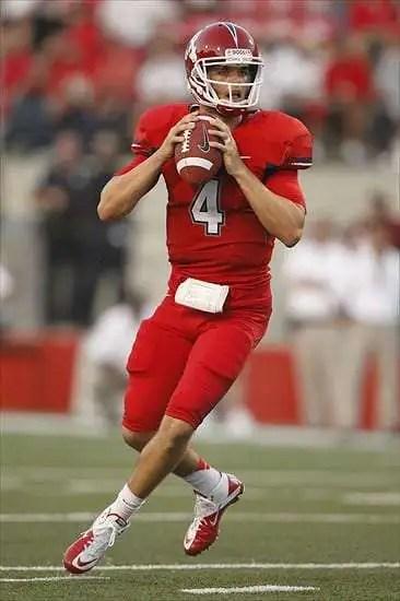 Derek Carr at Fresno State