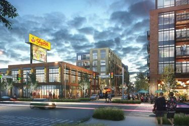 shopping center south strip retail philly oregon redevelopment avenue rendering mixed philadelphia owner buys slated land near 23rd artist street
