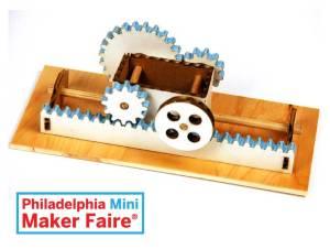 Brad Litwin's Rack & Pinion MechaniKit