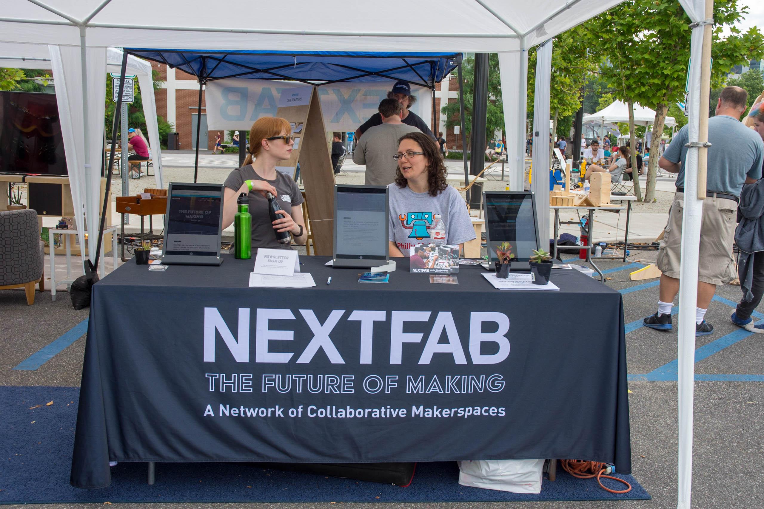 NextFab team